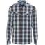 Columbia Silver Ridge Plaid Long Sleeve Shirt Men New Cinder Heathered Plaid